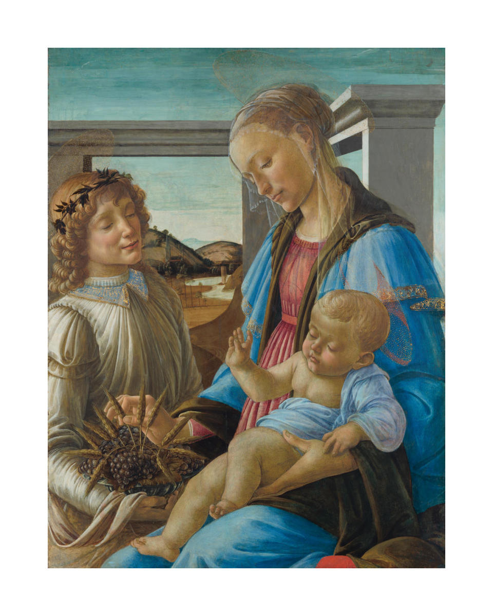 Angels by Raphael on 230gsm photo quality paper choose size